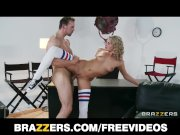 Flexible blond dancer Mia Malkova - brazzers