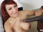 Ava Devine Gets a Great Big Dick Surprise From Mandingo