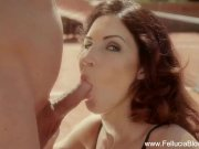 A Redhead Knows How To Blow