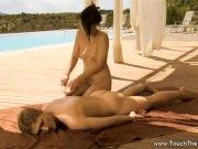 Oil Uncut Massage Video