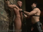 Brutal Flogging And Nipple Twisting