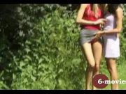 6-movies com - Lesbian outdoor sex adventure -