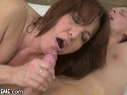 21Sextreme Voluptuous Mature Loves Young Cock