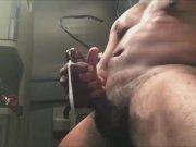 Big Black Cock Cum Nice Load