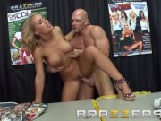 Brazzers - Nicole Aniston, Johnny Sins - Career Day Lay