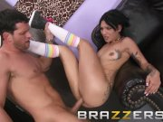 Brazzers - Slutty alt teen Aimee Black shows off her Anal Business Plan