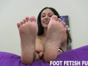 Toe Sucking And Femdom Foot Fetish Videos