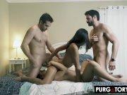 PURGATORYX My Husband Convinced Me Vol 1 Part 3 with Jaye & Vienna