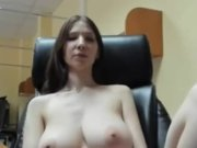 Real Crazy Public Sex. Abusing Her Big Tits(What is your name?)