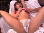 Maika shows off in glorious XXX Asian porn scenes at h - More at Pissjp com