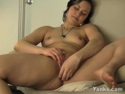 Tiny Breasted Yanks Constance Toy Her Wet Cunt