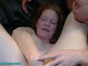chubby moms first fist fuck orgy