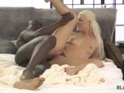BLACK4K. Slutty lassie gets blacked hard in doggystyle sex position