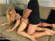 MyDirtyHobby - Hottest StepSister fucked hard by StepBrother
