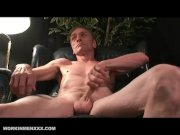 Mature Amateur Byron Jacking Off