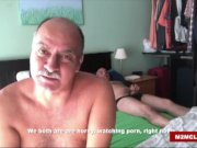 Horny Bisex Dudes Barebacking