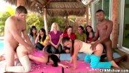 Saipan sex show - Outdoor hot group sex action