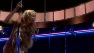 Daryl hannah nude playboy Daryl hannah dancing on stage
