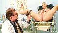 Asian exam Big tits alexa bold kinky gyno exam