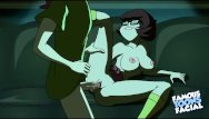 Lesbo mermaid sex toons Scooby doo cartoon sex scene