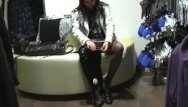 Mature leather pants Hot leather pants
