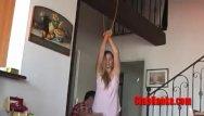 Adult az club phoenix spanking Hanka is hanged spanked and teased