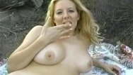 Horny milfs video Hot sex outdoors with my horny gf