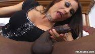 Sheilas cunt - Huge black cock fucks sheila marie