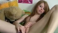 Girls sex crazy - Cute girl has crazy sex with dildo