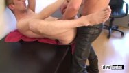 Gay leather clothes shops fl Cum hungry hole pounded by leather hunk