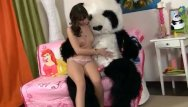 Revive teen events sellersville - Young fairy revived toy panda and suck