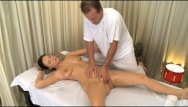 Hairy puffer Milf hairy pussy gets stretched and creamed