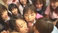 Handjobs wierd Super horny japanese babes in extreme