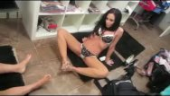 Asian dinnerware set sale - On set with asa akira and the girls