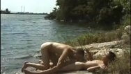 Pauly shore gay Steamy gay sex on the lake shore