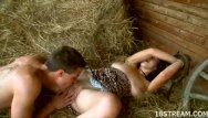 Leighton meester sex tape streaming - Smoking hot sex at the haystack
