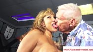 Young pornstars thumbnails Ava devine takes on two interacial cocks