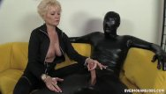Painting emamel over latex Dominant granny dominates her slave