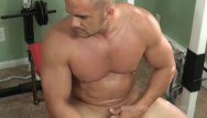 Gay master muscle worship domination Rocky bare muscle worship