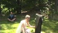 Naked granny garden outdoors movies videos Fantasy outdoor sex in the love garden