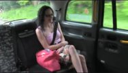 Big tit porn star movie - Faketaxi - wannabe porn star got skills