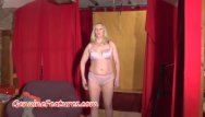 Mature shy beavers Backstage shooting with shy chubby milf