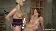 Overweight sex love fetish woman women - Two women in pigtails having strapon sex
