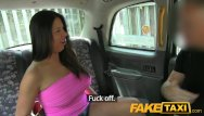 Tricks to feeling sexy Faketaxi - sexy american falls for taxi trick