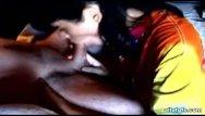 Feminized sissy cuckold performs deep throat - Naughty asian chick performs deep throat