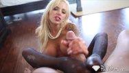 Mature porn elle denay - Puremature blond milf fucks in black lingerie