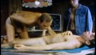 Classically gay songs Pool hall threeway - classic gay porn