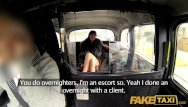 Sexy nursery rhyme - Faketaxi - sexy long haired brunette