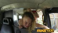 Cock a doodle dandy - Faketaxi horny young teen takes on old cock