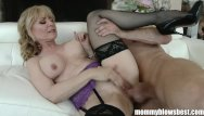 Best porn for woman Mommybb real mature woman fucking her stepson